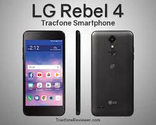 Load image into Gallery viewer, Prepaid Simple Mobile LG Rebel 4