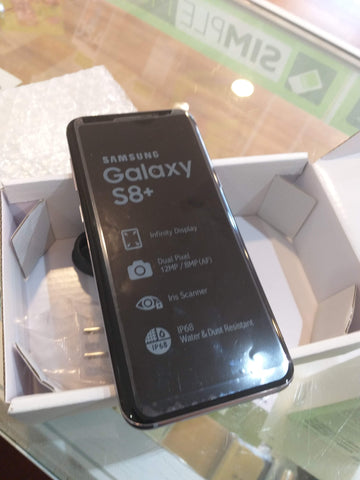 Pre-Owned Samsung Galaxy S8+ B Stock (Unlocked)