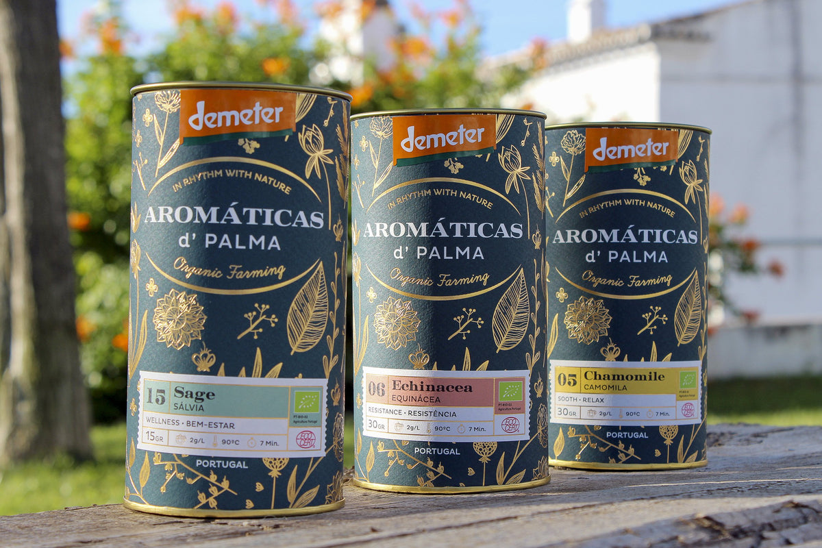 Supplier focus: Aromáticas d'Palma - thebiodynamic.store
