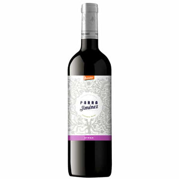Parra Jimenez Syrah 'Parra' DO 75cl 13.5% Alcohol. Organic, Biodynamic and Demeter certified.