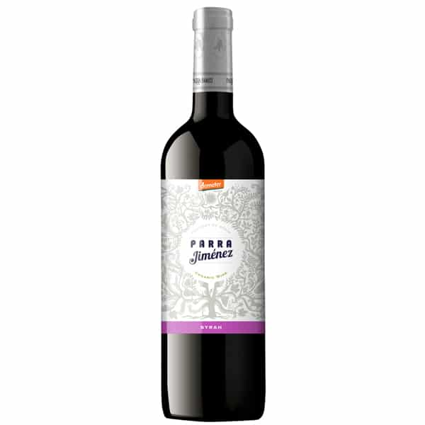 Parra Jimenez Syrah 'Parra' DO 75cl 13.5% - Organic, Biodynamic and Demeter Certified brought to you by TheBiodynamic.store