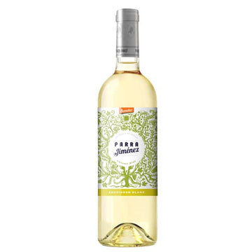 Parra Jimenez Sauvignon Blanc DO white wine 75cl 12% Alcohol. Organic, Biodynamic and Demeter certified.