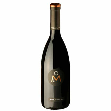 Parra Jimenez Om Tinto, Manuel de la Osa DO Red wine 75 cl 14.5% Alcohol. Organic, Biodynamic and Demeter certified.