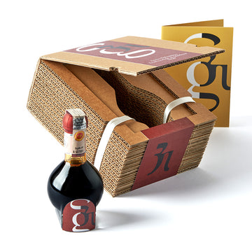 Guerzoni Traditional Balsamic Vinegar Of Modena DOP - Organic, Biodynamic and Demeter Certified