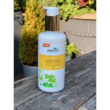 Super Fruits Body Lotion Biodynamic & Demeter 150ml