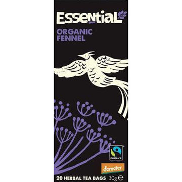 Essential Trading Fennel Tea - Organic, Biodynamic and Demeter Certified