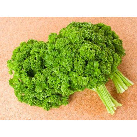 Parsley- Organic ,Biodynamic and Demeter certified.