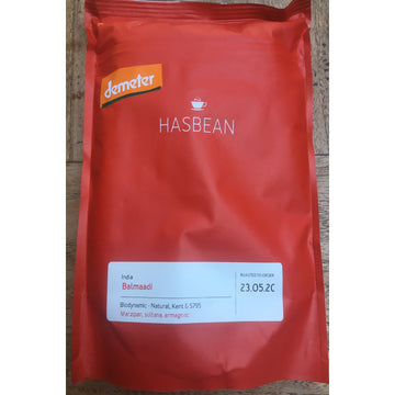 India Balmaadi Biodynamic Natural Coffee 250g - Organic, Biodynamic and Demeter Certified
