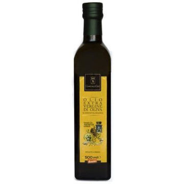 Giancarlo Ceci Extra Virgin Olive Oil 0,50 litres.Organic, Biodynamic and Demeter certified.