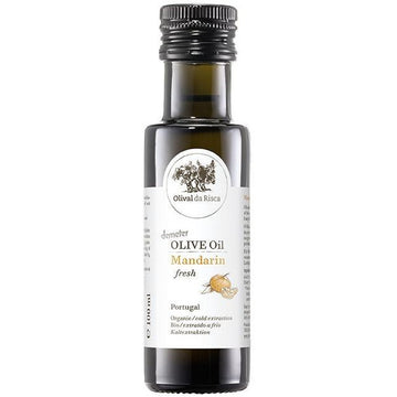 Olival Da Risca Mandarin Flavoured Olive Oil - Organic, Biodynamic and Demeter Certified