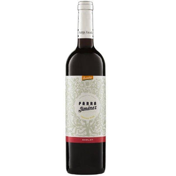 Parra Jimenez Merlot 'Parra', Red wine 75 cl 13.5% Alcohol. Organic, Biodynamic and Demeter certified.