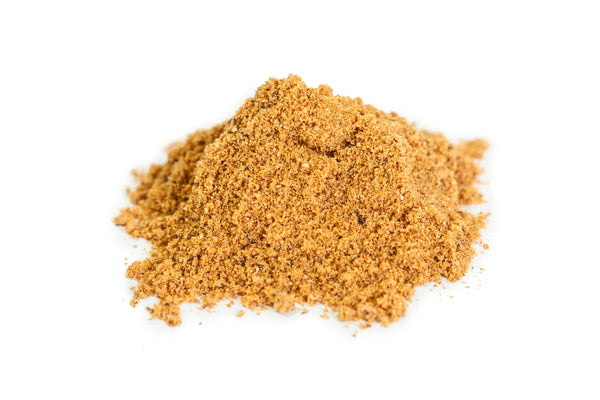 Nutmeg powder 40gr. Organic, Biodynamic and Demeter certified.