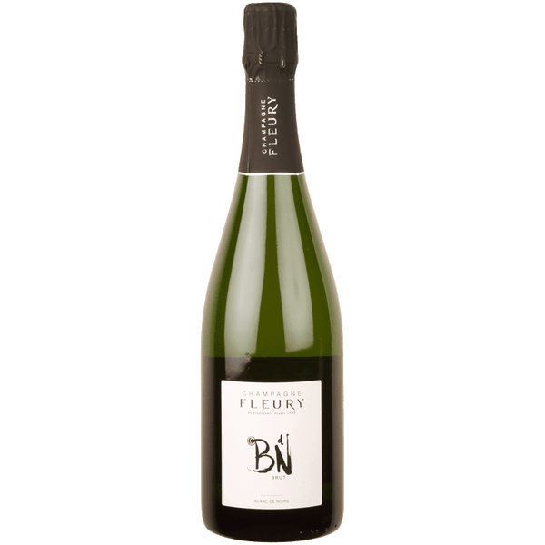 Champagne Fleury Blanc De Noirs (75cl) - Organic, Biodynamic and Demeter Certified brought to you by TheBiodynamic.store