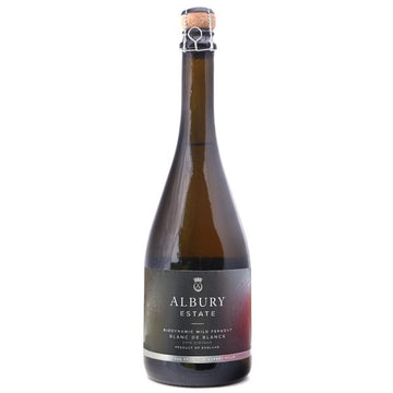 Albury Biodynamic Sparkling Wine 2015 . Organic, Biodynamic and Demeter Certified