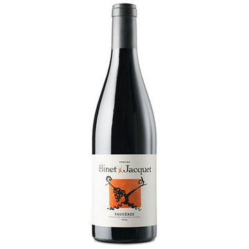 Binet Jacquet Faugeres 75cl 13.5% - Organic, Biodynamic and Demeter Certified