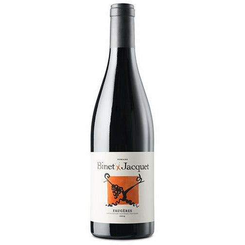 Binet Jacquet Faugeres 75cl 13.5% - Organic, Biodynamic and Demeter Certified brought to you by TheBiodynamic.store