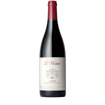 Joan D'Anguera L'Hostal Red Wine 75cl 2014 - Organic, Biodynamic and Demeter Certified