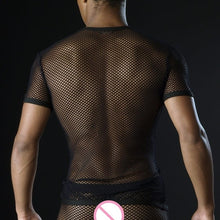 Load image into Gallery viewer, The Visulizer - Mens See Through Top