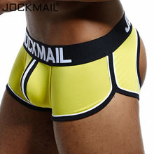 Load image into Gallery viewer, The Sylvester - Open Backless Crotch Gay G-string Underwear