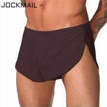Load image into Gallery viewer, The Robins - Men's Pajamas Boxer Shorts - Side Split Gay Underwear