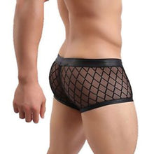 Load image into Gallery viewer, Gay Boxer Shorts in Black