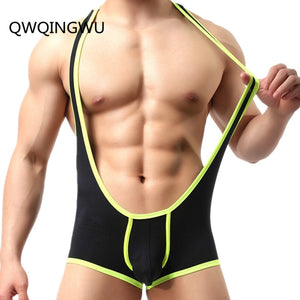 The Shaper - Tight Leotard Gay Singlet