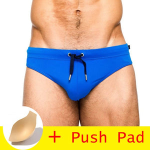The Bubble - Gay Swimwear with Push Pad