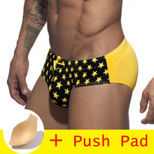 Load image into Gallery viewer, The Bubble - Gay Swimwear with Push Pad