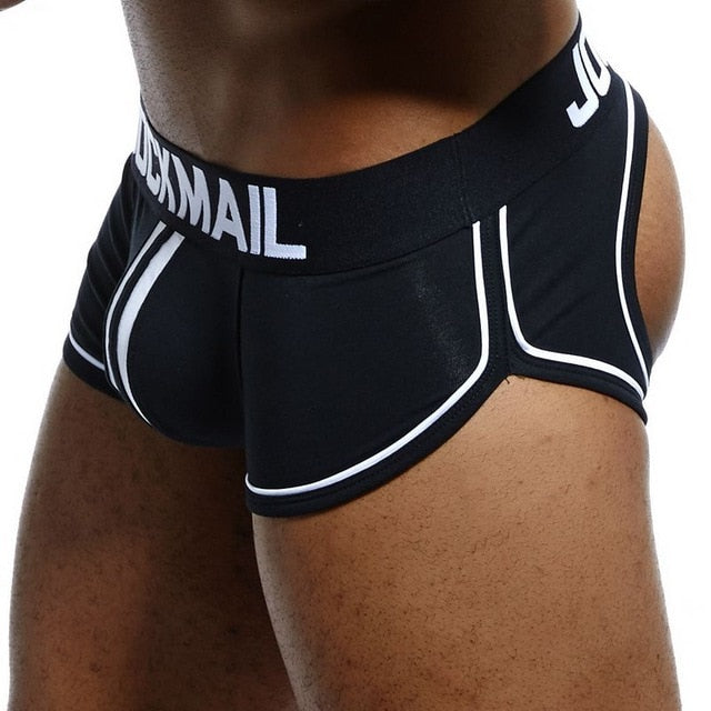 The Sylvester - Open Backless Crotch Gay G-string Underwear