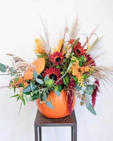 Classes: Halloween Floral Decor 10/24/19