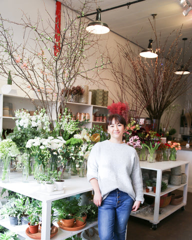 Classes: Flower Arranging by Chiyomi 02/28/20 6:30−8:00