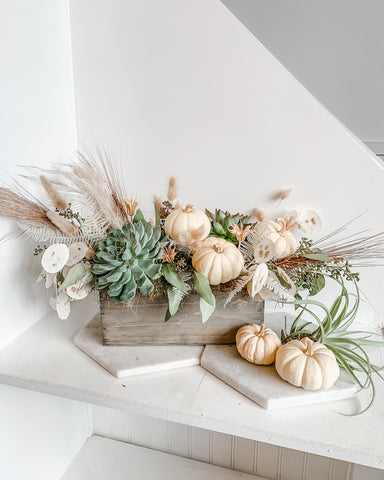 Classes: Thanksgiving Floral Arranging 11/26/19