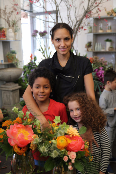 Classes: Mom and Me (kids 6 years old and up) Floral Gift Class May 8th