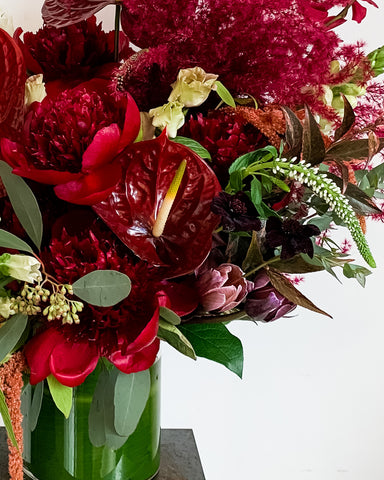 Classes: Holiday Floral Arranging 12/19/19