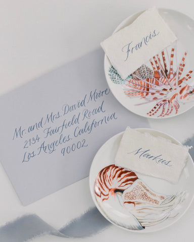 Classes: Getting Started With Modern Calligraphy 09/23/19