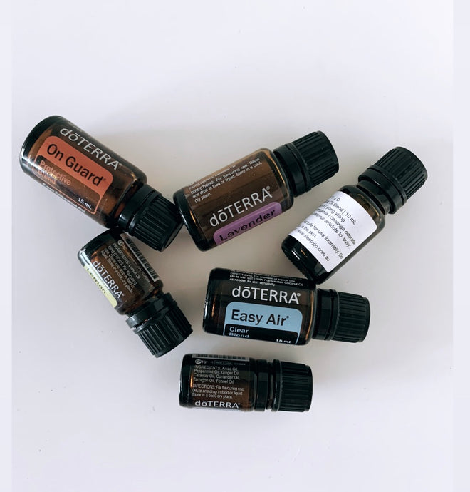 Essential Oils: Sleepy Jo top 5.. plus bonus