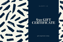 Load image into Gallery viewer, Sleepy Jo Gift Card