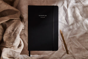 Sleep Journal & Daily Planner