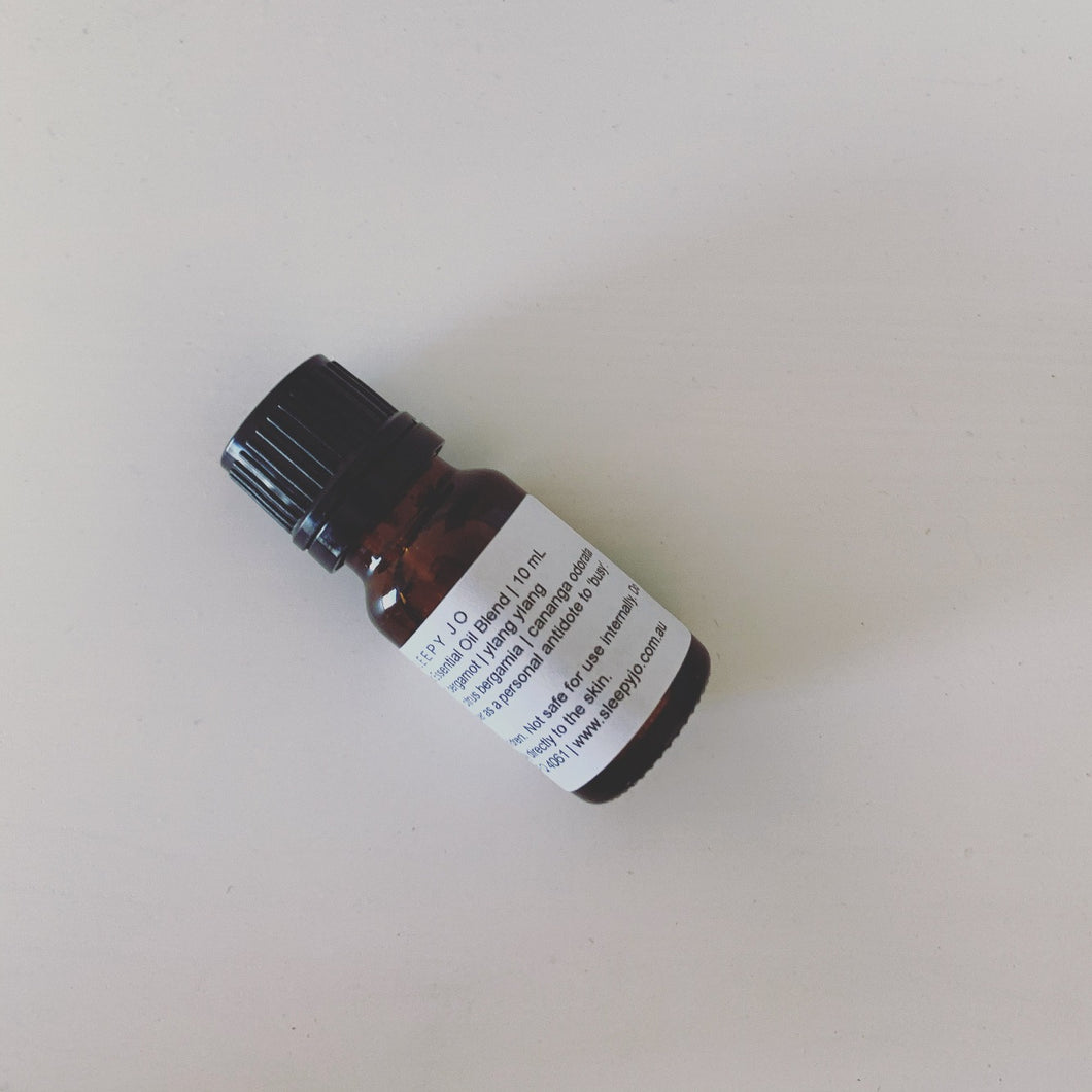 CALME Organic Essential Oil Blend | 10 mL