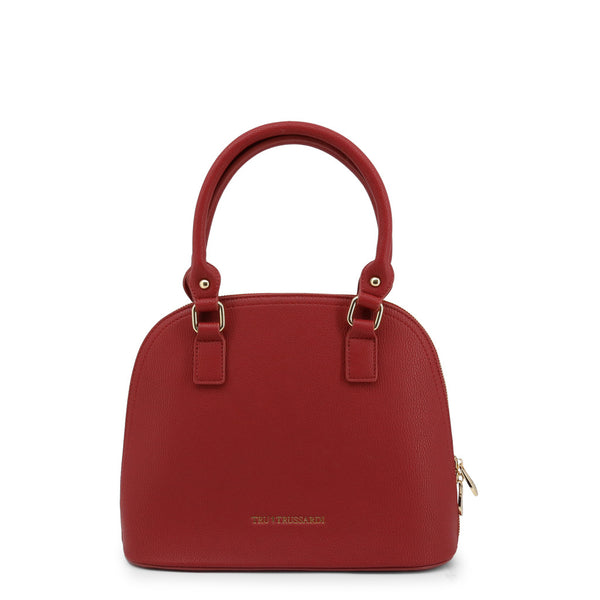 Trussardi Leather Shoulder Bag