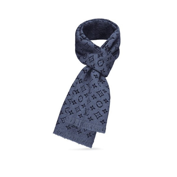 Louis Vuitton Classic Monogram Men Scarf