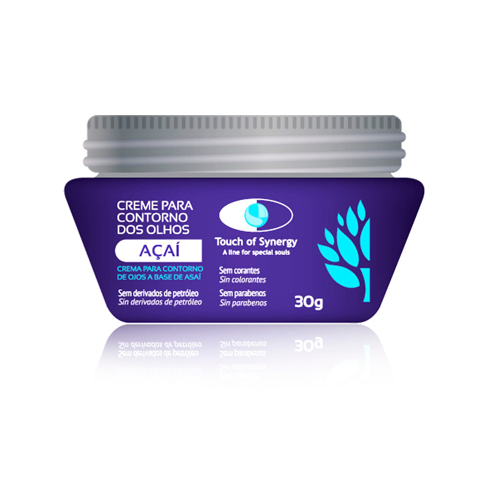 Touch of Synergy Acai Eye Contour Cream - 30 g