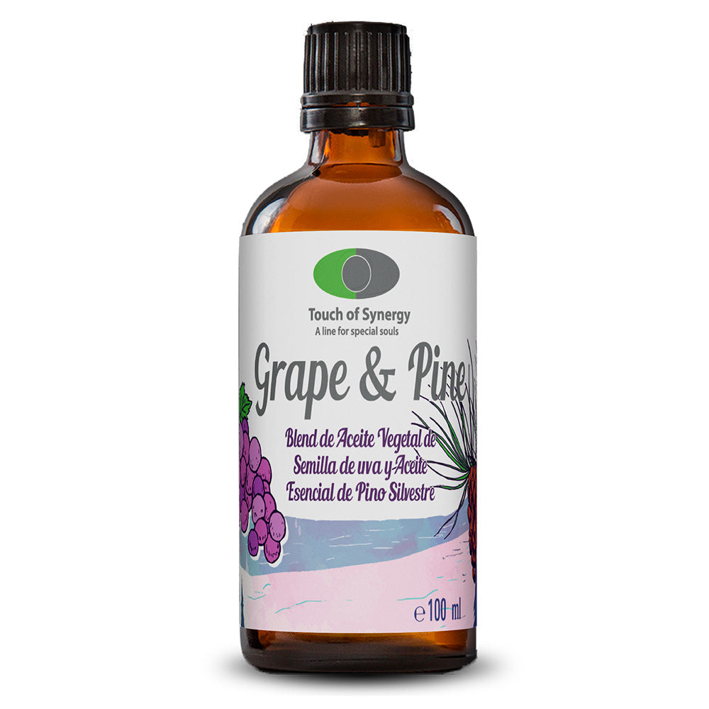 Grape And Pine - Touch of Synergy