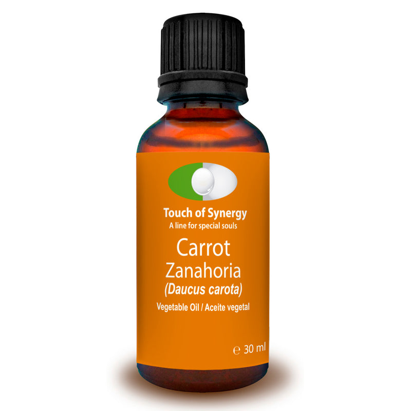 Carrot Vegetable Oil - Touch of Synergy