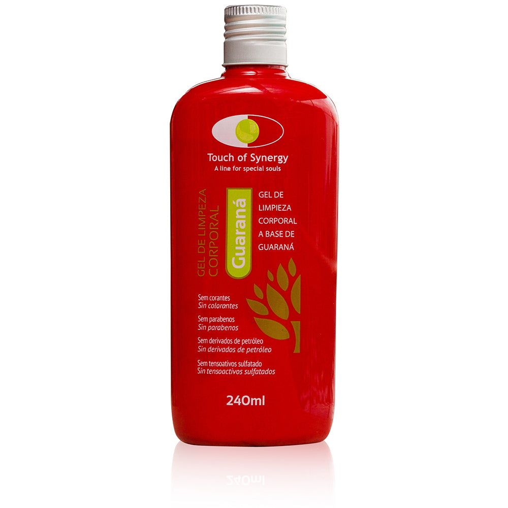 Touch of Synergy Guarana Body Cleansing Gel - 240 ml