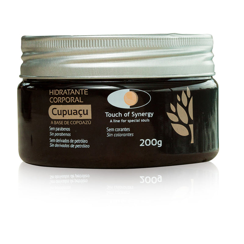 Touch of Synergy Cupuacu Body Moisturizer - 200 g