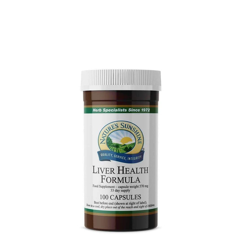 Liver Health Formula - Natures Sunshine