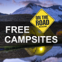 Guide to Free Campsites - 8000-1007