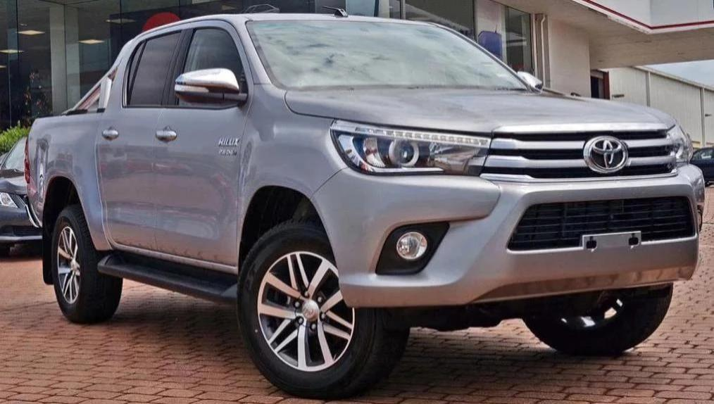 V-Series Toyota Hilux 8th Gen 2015 May~ SR5 - V523 Toyota General - P9000-0027T
