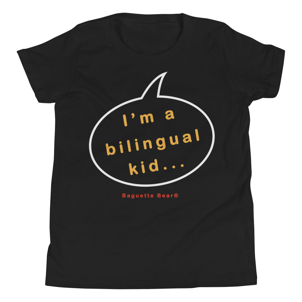 THE BILINGUAL KID T-SHIRT
